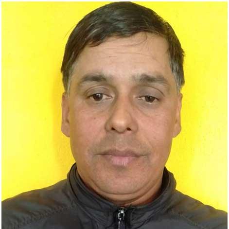 Mr. Govinda Prasad Pandey