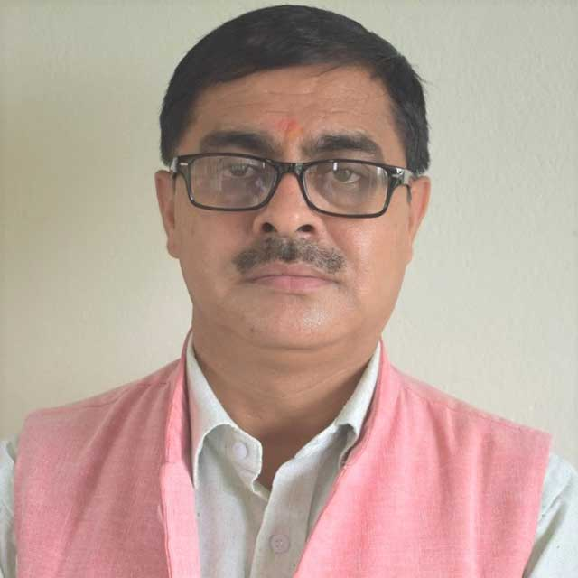 Mr. Narayan Prasad Geywali