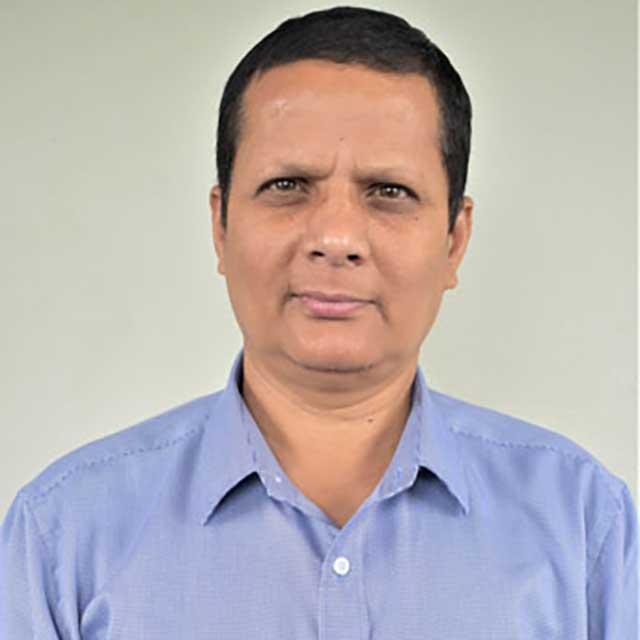 Mr. Ramesh Nath Regmi