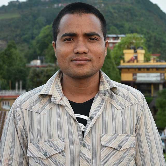 Mr. Sushil Shrestha